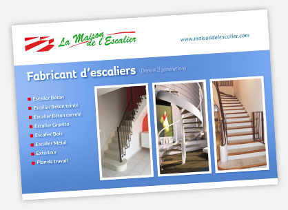 catalogue escalier