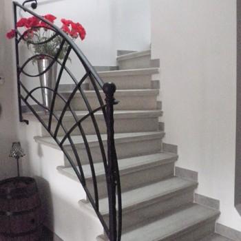 Escalier béton toulouse