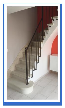 escalier beton 1