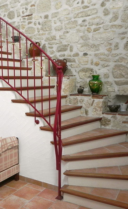 fabrication et pose d 39 escalier en b ton carrel carcassonne et toulouse. Black Bedroom Furniture Sets. Home Design Ideas