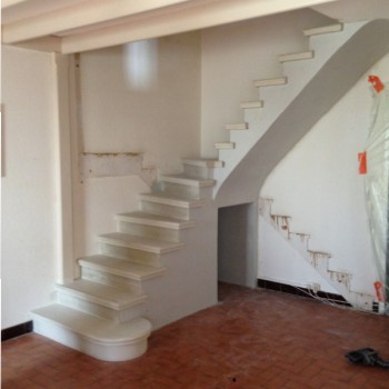renovation d'escalier