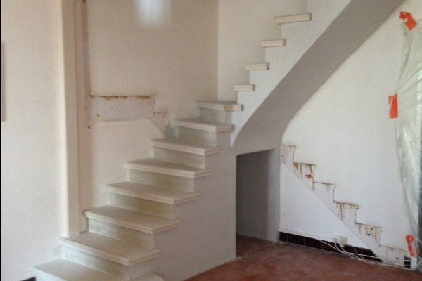 renovation d'escalier