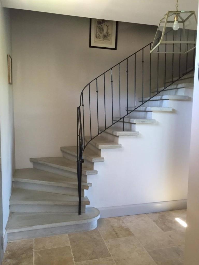 Escalier béton Toulouse. La Maison de l\'escalier à Carcassonne.